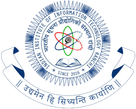 Logo of Indian Institute of Information Technology