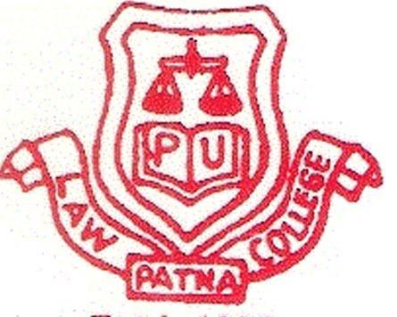 Logo of Patna Law College
