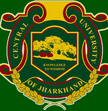 Logo of Central University Of Jharkhand