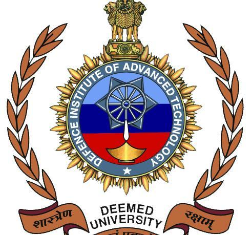 Logo of Defence Institute Of Advanced Technology