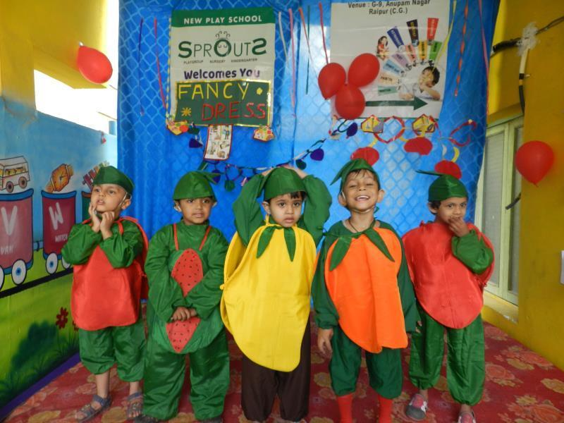 Sprouts PlaySchool