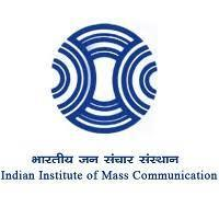 Logo of Indian Institute of Mass Communication