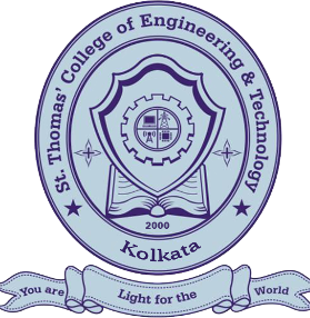 Logo of St Thomas College of Engineering & Technology