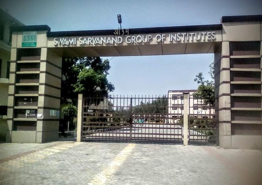 Swami Sarvanand Institute of Management & Technology