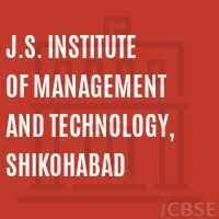 Logo of J S Institute of Management & Technology