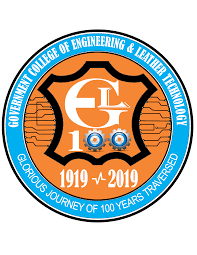 Logo of Government College of Engineering & Leather Technology