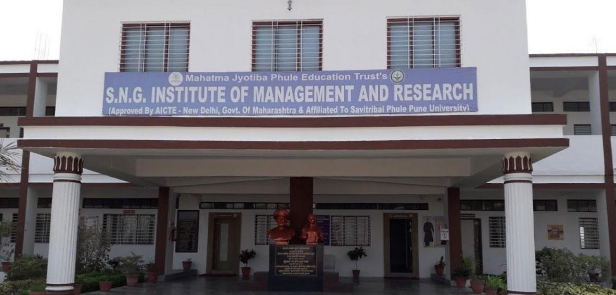 SNG Institute of Management & Research