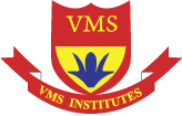 Logo of VMS College of Law Batala