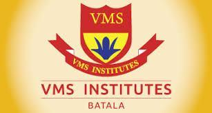 Logo of VMS College of Education