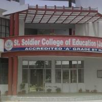 ST. SOLDIER COLLEGE CO-ED (ST. SOLDIER CAMPUS, NEAR NIT)