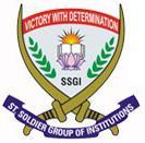 Logo of ST. SOLDIER DEGREE COLLEGE