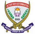 Logo of ST. SOLDIER INSTITUTE OF HOTEL MANAGEMENT AND CATERING TECHNOLOGY