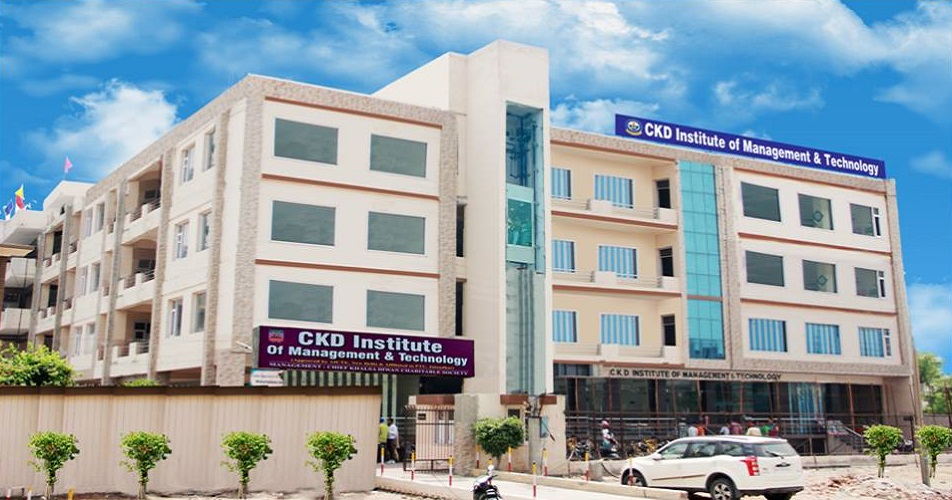 CKD Institute of Management & Technology